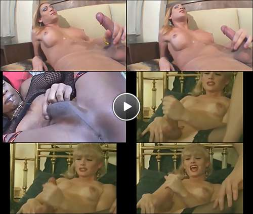 tranny blowjob compilation video